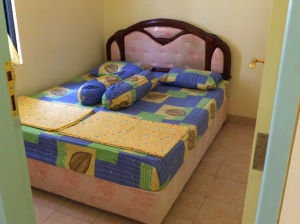Kamar tidur double