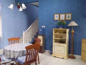 Ruang makan yang nyaman dan indah